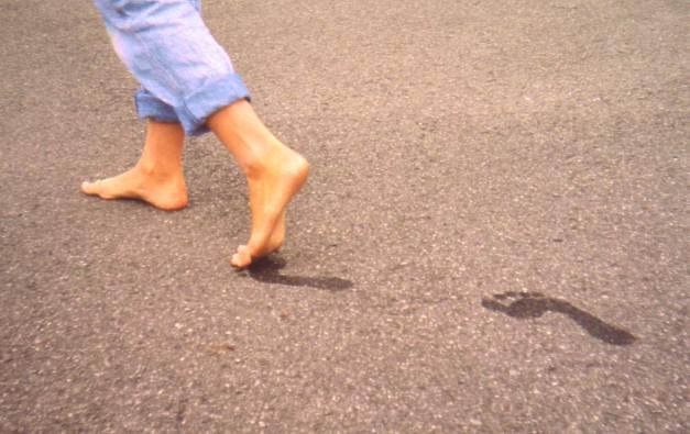 видеть себя без обуви босиком водоснабжение (по