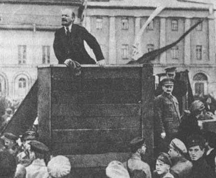 lenin and trotsky in the russian Lenin, stalin, and trotsky worked to develop the new communist russia russian soldiers were ill-equipped soldiers often shared rifles or lacked ammunition frustration with czar nicholas ii reached a boiling point lenin died lenin's arrival in russia by train had almost mythological status the german plan worked.